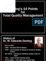Demings Points