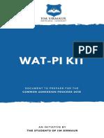WAT-PI-Kit-2018