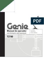 Manual Operação TZ50