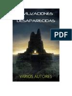 Varios  - Civilizaciones Desaparecidas.rtf