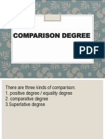 COMPARISON DEGREE.ppt