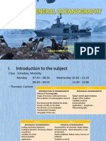 Introduction to Oceanography