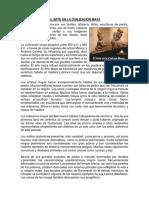 EL ARTE EN LA CIVILIZACIÓN MAYA.docx