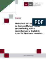 Informe Mujeres Prision y Arresto Domiciliario (1)