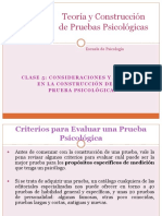 Clase 5 - Acciones en la   Construccion de Prueba.ppt