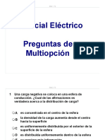 Problemas de Potencial Eléctrico