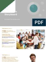 facilitation storyboard