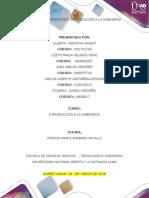 Informe Laboratorio de Introduccion a La Ingenieria