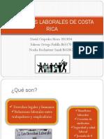 Derechos Laborales de Costa Rica