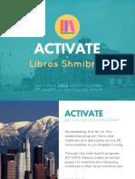 ACTIVATE Libros Schmibros