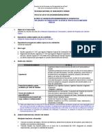 Base Cas Nº 036 Base Cas Nº 036 Profesional Especialista en Formulacion y Gestion de Pip