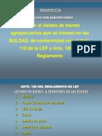 AMPLIACION DE LA LISTA DE PRODUCTOS  062010 4.ppt