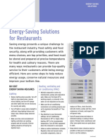 Energy Saving solutions in Restaurant.pdf