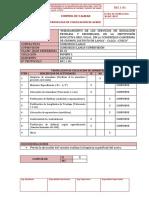 E02.01-B1 Protocolo de Acero ZAPATA B-1