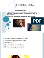 Sindrome de Gilles de La Tourette (2)