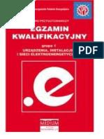 eBook Egzamin Kwalifikacyjny Radosław Lenartowicz