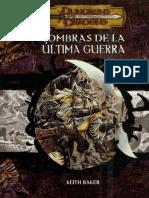 D&D - 3.5 - Devir - Eberron - Sombras de la Ultima Guerra [DD4001] + Muerte en Albohogar.pdf