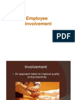Seventh Lectures Employee Involvment