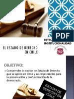 El Estado de Derecho en Chile Completo