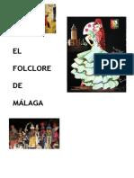 el folklore malagueño