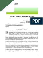 Regiones Administrativas de Planeacion