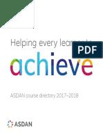 Asdancoursedirectory 20172018 v3 Web
