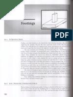 Footings Soil Pressure