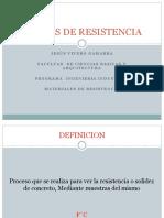 Curvas de Resistencia