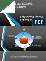 Etica Del Auditor Profesional