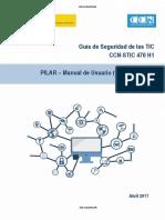 CCN-STIC-470 H1 Manual de la Herramienta de Análisis de Riesgos PILAR 6.2