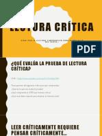 Icfes 4 Sesión Lectura Crítica 1