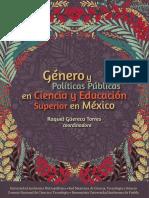 Género y Políticas Públicas en Ciencia y Educación Superior en México