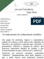 Cn Pdp Slides Morin Cap II Grupo Química
