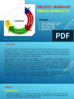 PROJECT  MANAGER PMBOK Approach.pptx