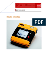 LIFEPAK 1000 Users Manual 2014