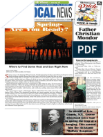 The Local News, May 01, 2018