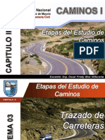 Cap II_Tema 03_Trazado de Carreteras