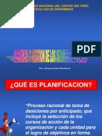 5 Clase Planificación 2017