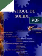 Statique Du Solide