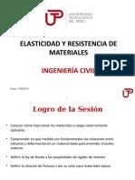 Ley de Hooke y Relacion de Poisson
