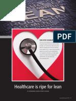 Lean Ripe Healthcare