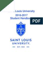 16 17student Handbook