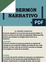 El Sermón Narrativo