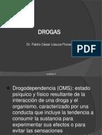 8. Drogas