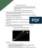 Efecto Dopler en La Astrofísica