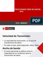 Ppt Cableado Estructurado (Red Datos) 2015
