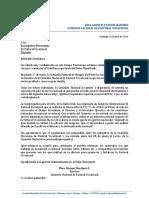Carta Pastoral Vocacional Cech.