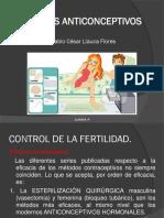 7. Métodos anticonceptivos