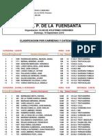 Clasificaciones XXVIII C.P. de La Fuensanta (3)