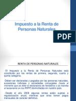 Sesion3_impuesto a La Renta de Personas Natussrales